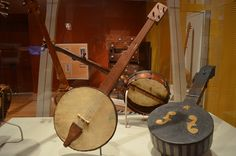 Early Banjo - Colonial Williamsburg - Folk art collection | Flickr - Photo Sharing!