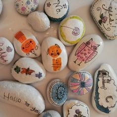 Via angry chicken blog.   Summer craft and Art ideas  She bathe best ideas!!