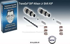 Transgo Allison SK Allison JR Shift Kit