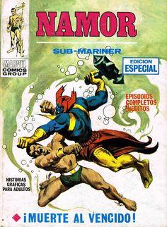 Namor Magazine from Spain