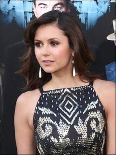 Nina Dobrev #beauty #makeup #celebrity #looks