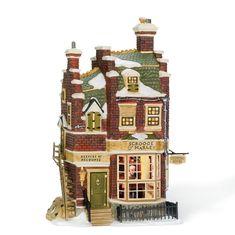 Department 56 Christmas Village, Dept 56 Dickens Village, Christmas Village Houses, Christmas Villages, Christmas Carol, Christmas Home, Christmas Ideas, Christmas Crafts, Christmas Mantles