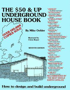 $50 and Up Underground House Book – Underground Housing and Shelte