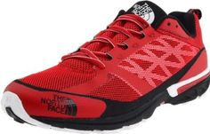 The North Face Men's Single-Track Hayasa Trail Running Shoe The North Face. $30.48. Synthetic and mesh. Lightweight, minimal upper construction. TPU and EVA Cradle heel cushioning and stability technology. Rubber sole. TPU Snake Plate forefoot protection. Perforated EVA Northotic footbed. Lightly protective toe cap