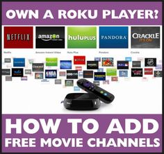 214 Best Roku images in 2019 | Computers, Log projects, Tips