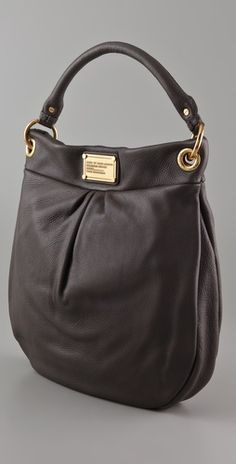 Mama wants a marc jacobs bag, in black please...and thank you!