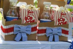 July 4th Seersucker Party via Kara's Party Ideas
