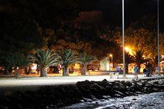 Omis nocą  #chorwacja #croatia