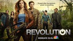'Revolution' Series Premiere Review & Recap: All the lights went out | Three If By Space