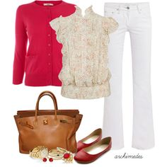 """""""Casual Cardigan"""" by archimedes16 on Polyvore"""