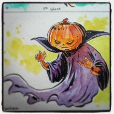 Ghostbusters artwork: Samhain