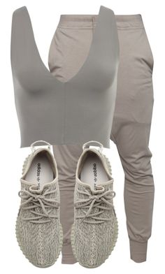 """Untitled #3152"" by xirix ❤ liked on Polyvore featuring adidas Originals"