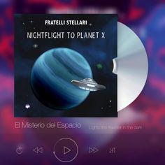 "Listen to ""Nightflight to Planet X"", by Fratelli Stellari: for free on Spotify ;-) http://spoti.fi/22qdAf2"