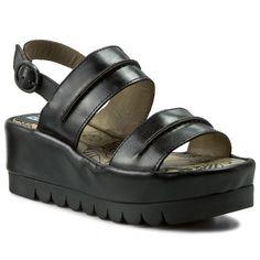 eaddca516d9 Sandale FLY LONDON - Baku P500635005 Black