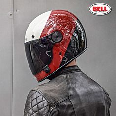 Inspired by the very first Bell Star helmet, the Bullitt is a modern take on the original. Featuring an exceptional fit and ultra-high quality details, the Bullitt is the perfect helmet for riders looking for a vintage look with full-face protection.  #bellhelmets #bellpowersports #street #streetracing #motolife #bikersofig #bikersofinstagram #onlineshopping #onlinestore #actionsports #extremesports #Haustrom #universalbikers #makelifearide #motorbike #rideandshare #bikelife #twowheelpassion