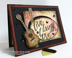 Love Country Livin' for PPA308 at WildWestPaperArts.com