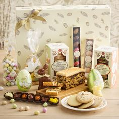 Easter gift box 3500 the essential collection of easter treats easter gift box 3500 the essential collection of easter treats to send to loved ones easter 2015 pinterest easter negle Image collections