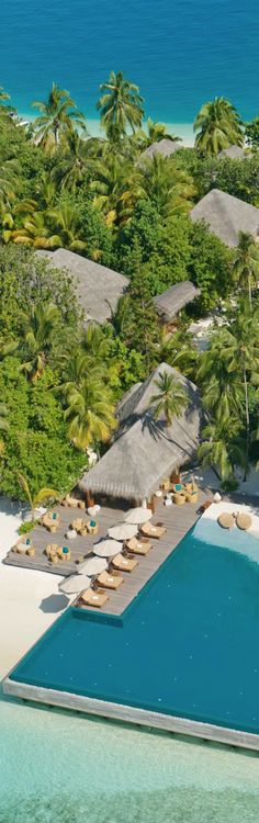 Huvafen Fush Resort in the Maldives. ASPEN CREEK TRAVEL - karen@aspencreektravel.com