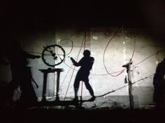 William Kentridge/ The refusal of time Jewish Museum, South African Artists, Sweeney Todd, Us History, Diy Art, Black And White, Set Design, Puppets, Theater