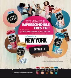 Gana un viaje a Nueva York para ti y 5 amigos