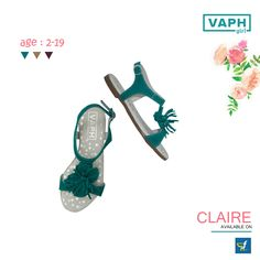 Buy Claire on flipkart.com VAPH Shoes Girls Collection