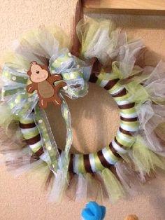 Custom Baby Wreaths