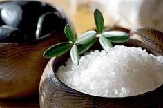 SANTA DE CASA FAZ MILAGRE: Desintoxicação – Banho de sal amargo com bicarbonato de sódio