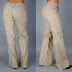 i have weird feelings about khakis but I need some non-jean pants to wear in clinic...