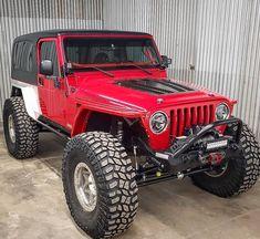 Jeep Tj, Jeep Wrangler Tj, Jeep Truck, Jeep Rat Rod, Jeep Wrangler Accessories, Jeep Parts, Cool Jeeps, Big Rig Trucks, Diesel Punk