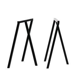 HAY Loop stand frame schragen zwart H72cm   Musthaves verzendt gratis