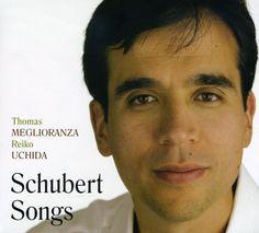 Meglioranza/Uchida - Schubert Songs