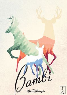 Disney Classics 5 Bambi by Hyung86 on DeviantArt