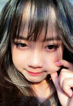 ஒєℓιѕιє Pretty Korean Girls, Cute Korean Girl, Cute Asian Girls, Cute Girls, Uzzlang Girl, Selfie Poses, Kawaii Girl, Cute Faces, Tumblr Girls