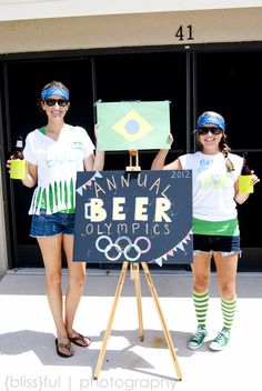Funny Countries For Beer Olympics : funny, countries, olympics, Olympics, Ideas, Olympic,, Olympics,, Olympic, Party