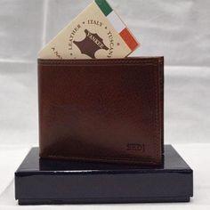 Handcrafted wallet for men by #sedjpelletterie