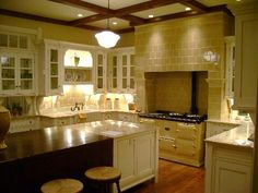 Practical Magic Inspired Kitchen