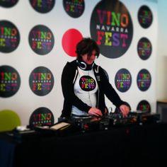 Vinofest Navarra music by Gemma