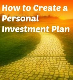The average investor earns just 2.6% return! Find out how to create your own personal #investment plan and get back on track for financial freedom! #investing Personal Finance tips, #finance Personal Finance tips