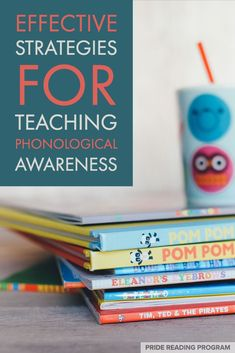 Phonological awareness must be taught before phonics. Here are some effective strategies, tips, resources and activities for teaching phonological awareness to children. Reading Resources, Reading Strategies, Reading Activities, Reading Skills, Teaching Reading, Reading Groups, Teacher Resources, Teaching Ideas, Teaching Phonics