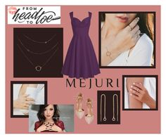 """""""Jen Chae x Mejuri"""" by lacehearts58 on Polyvore featuring Steve Madden, contestentry and jenchaexmejuri"""
