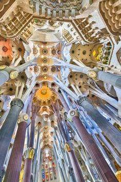 From Italy to Iran, AD surveys those church ceilings that not only inspire religious devotion but form stunning aethestics