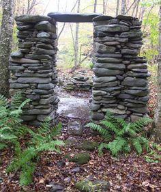 Terra Firma Landscape Architecture Stone Occurrence art sculpture landscape design