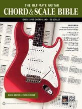 The Ultimate Guitar Chord & Scale Bible (Book)