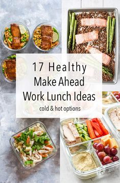 Healthy Make Ahead Work Lunch Ideas &; Healthy lunch ideas for work &; Healthy Make Ahead Work Lunch Ideas &; Healthy lunch ideas for work &; Tangerline tangerline Tangerline […] lunch make ahead Make Ahead Lunches, Prepped Lunches, Healthy Work Lunches, Healthy Lunchbox Ideas, Healthy Snacks For School, Make Ahead Healthy Meals, Easy Meal Prep, Easy Meals, Meal Prep For Work