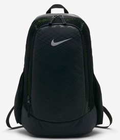 0de680a919f7 Nike Vapor Speed Training Backpack Size 25 Litre Black Max Air Unisex Gym  Bag  Nike