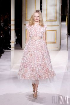 Giambattista Valli - Couture - Spring-summer 2013 - http://en.flip-zone.com/fashion/couture-1/independant-designers/giambattista-valli - ©PixelFormula