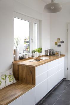 Vorratsschrank küche ikea  Einrichtungsbeispiele zur Ikea-Küche