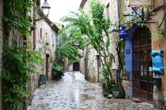 Peratallada, una vila medieval del Baix Empordà (Catalunya - Catalonia)