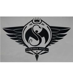 This would be a cool idea for a Tech N9ne tattoo. Plus it just really looks cool I like strange music.