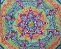 Psychedelic Explosion by dylanmark.deviantart.com on @deviantART